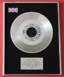 BEE GEES - Too Much Heaven PLATINUM Single Presentation DISC